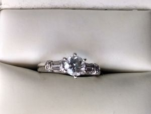 Diamond Engagement Ring and Diamond Wedding Bands for Sale in Jonesborough, TN