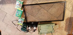 Turtle tank supplies for Sale in Willowbrook, IL