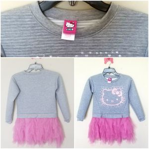 Girls Hello Kitty Sweater Dress. Size 8 for Sale in Gallatin, TN