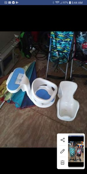 Baby bath seats,strollers,heater for Sale in White Springs, FL