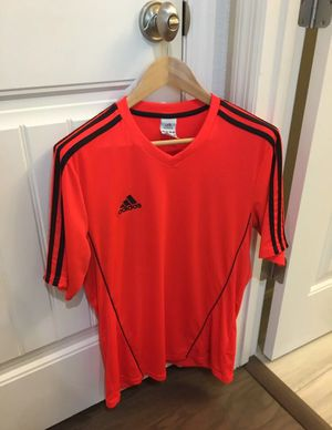 Light Red Adidas Climacool Shirt for Men Size M for Sale in Winter Garden, FL