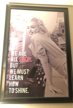 3 Marilyn Monroe Picture Frames for Sale in Garden Grove, CA