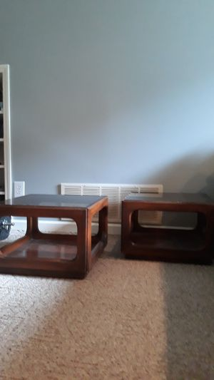Side tables for Sale in Charleston, WV