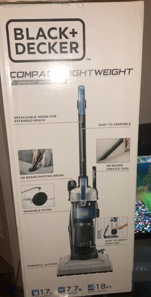 Black + Decker Vacuum for Sale in Fresno, CA