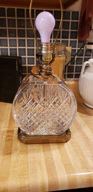 Glass lamp for Sale in Arlington, TX