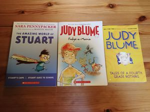 Judy Blume and The Amazing World of Stuart Books for Sale in Lexington, KY