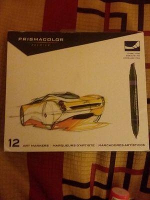 Prismacolor Premier 12 marker set for Sale in Chesapeake, VA
