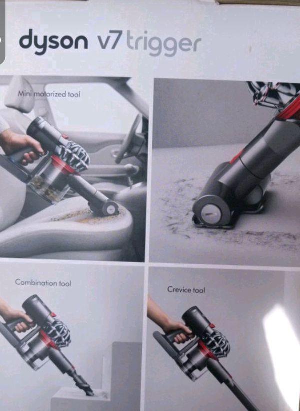 Dyson v7 Cordless Handheld Vacuum