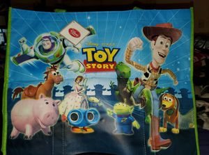 NEW DISNEY TOY STORY REUSABLE LARGE BAG for Sale in Pico Rivera, CA