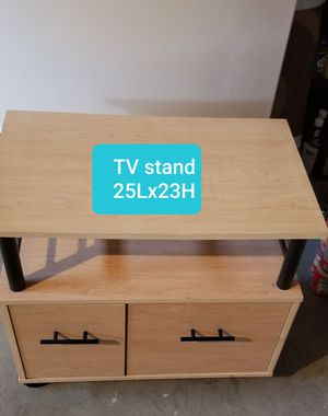 TV stand for Sale in Trenton, NJ