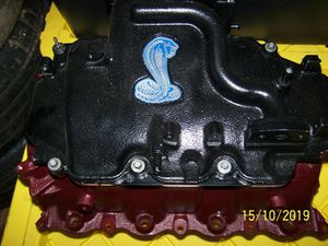 1999 to 2001 cobra intake manifold 4v 32v for svt and mach 1 for Sale in La Mesa, CA