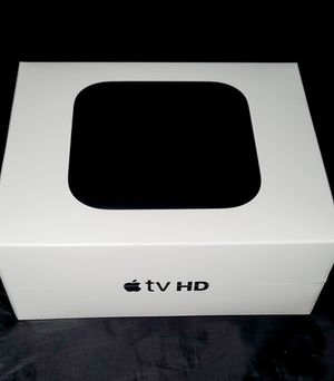 Apple TV (HD Version, 4th Generation) Brand New for Sale in Etiwanda, CA