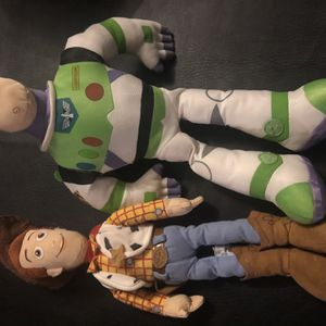 Toys Story Plush for Sale in Littleton, CO