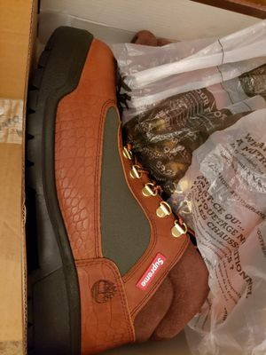 Timberland Supreme Boots size 10 brand new in box for Sale in Fresno, CA