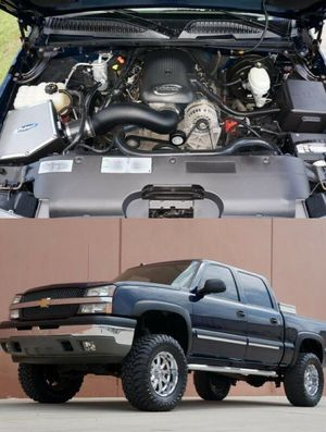 Crazy*Good*Deal*2005 Silverado Price$12OO for Sale in Denver, CO