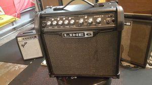 Line 6 Spider IV 15 watt modeling amp for Sale in New Port Richey, FL
