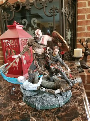 God Of War Collectibles for Sale in Plainfield, IL