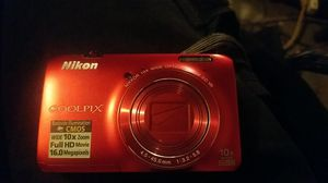Nikkon digital camera for Sale in South Saint Paul, MN