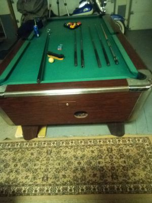 Valley-Dynamo Bar Pool Table for Sale in Chesapeake, VA