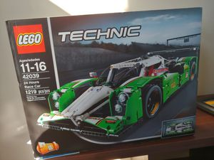Lego Technic 24 Hours Race car for Sale in Alexandria, VA