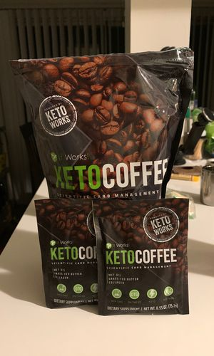 Itworks ketocoffee for Sale for sale  Los Angeles, CA