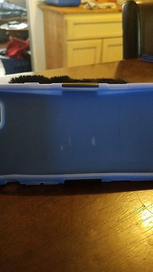 Blue Iphone 6 case with stand for Sale in San Diego, CA