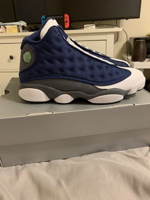 Jordan Retro 13 Flints Size 10 for Sale in Alexandria, VA