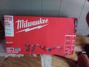 Milwaukee (new) for Sale in Walker, LA