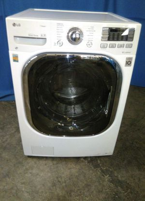 LG Ultra Large Capacity Front Load Washer / Dryer Combo for Sale in Duluth, GA