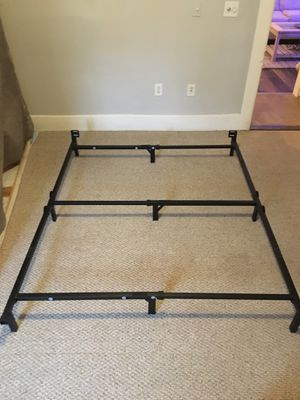Any size new bed frame. Used for one month. for Sale in Manchester, NH
