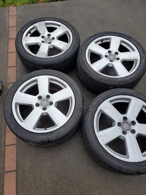Audi wheels for Sale in Kent, WA