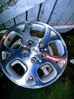 "Jeep Grand Cherokee 16"" Wheel rims for Sale in Arlington, VA"