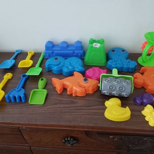 Beach Toys..$2 For All for Sale in Chesapeake, VA