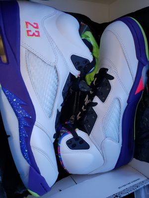 Air Jordan retro 5 Belair Alternate sz9.5 for Sale in Miami, FL