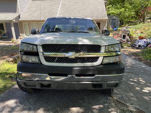 2003 Chevy Silverado 2500 HD LS for Sale in Marietta, GA