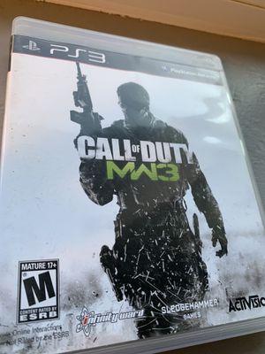 Call of Duty: MW3 for Sale in El Cajon, CA