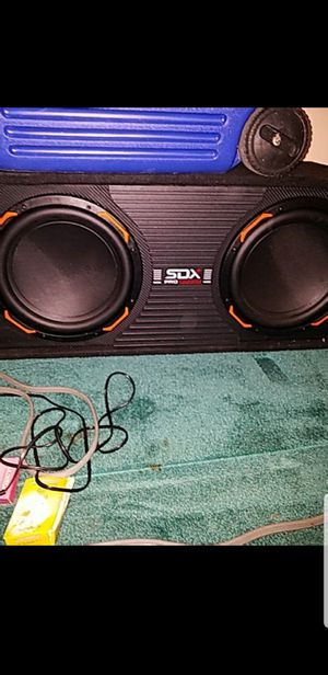 pro audio 12s for Sale in Chantilly, VA