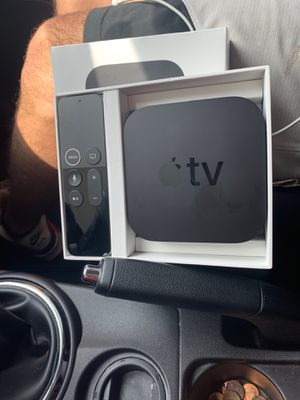 Apple TV 4K hdr for Sale in San Antonio, TX