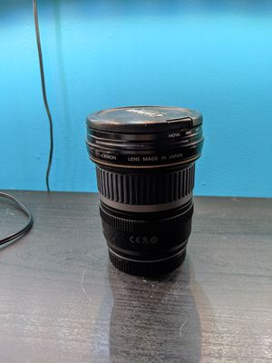 canon ef-s 10-22mm f/3.5-4.5 usm for Sale in Brooklyn, NY