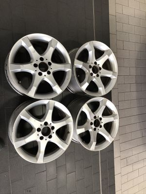 Mercedes-Benz rims set for Sale in MONTGOMRY VLG, MD