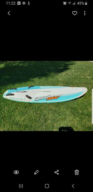 Exocet Speed Slider 167 cm 150 L windsurf board. Comes with bag. for Sale in Temecula, CA