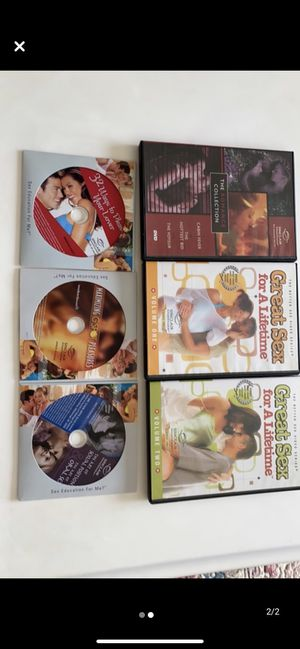 6- information DVD's for Sale in Plymouth, IN