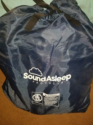 Sound Asleep Air Mattress for Sale in Whittier, CA