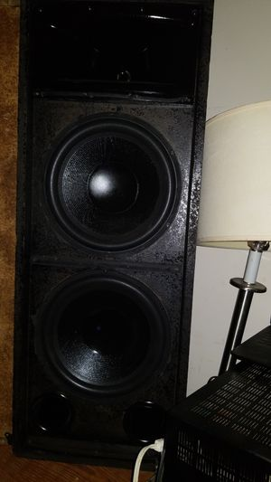 Onkyo receiver and Amplifier/4 MTX TP2400 12's for Sale in Obetz, OH