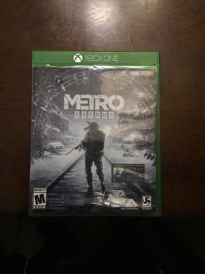 Metro exodus $7 for Sale in Pittsburgh, PA