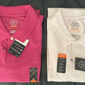 Men's Brand New Polo Shirts (4), Size Large, All for $48 for Sale in Boynton Beach, FL