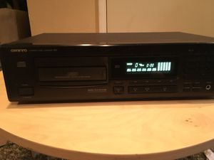 Onkyo compact disc changer r1 for Sale in Monroeville, PA