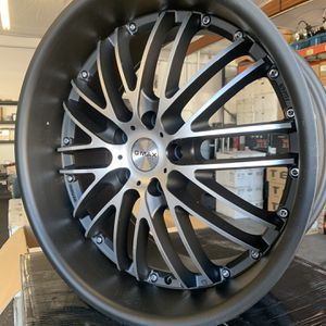 20x10 5x120 BLACK FRIDAY NOW for Sale in Las Vegas, NV