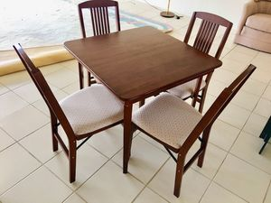 Dining Table + 4 Chairs for Sale in West Palm Beach, FL