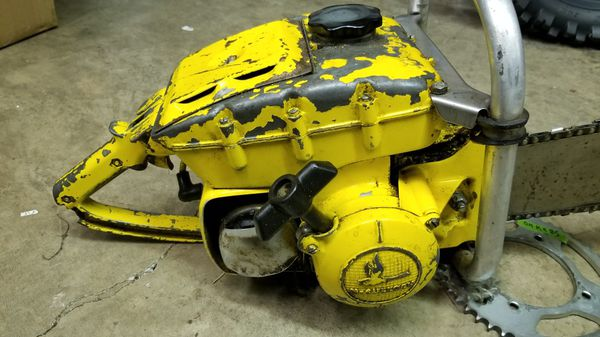 Try These Mcculloch Chainsaw For Sale Craigslist {Mahindra
